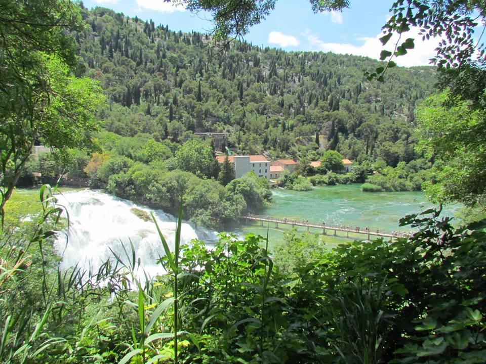 Letní soustředění v Chorvatsku