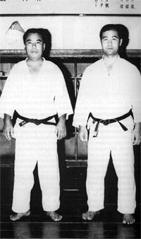 A.Miyagi a M.Higaonna
