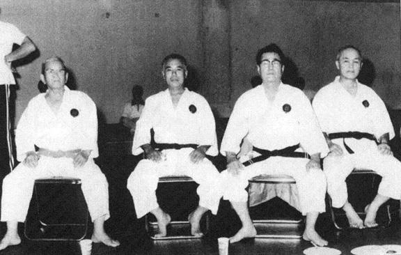 Okinawští senseiové, r.1981